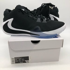 Sz 12 Mens Nike Zoom Freak 1 Black  BQ5422-001